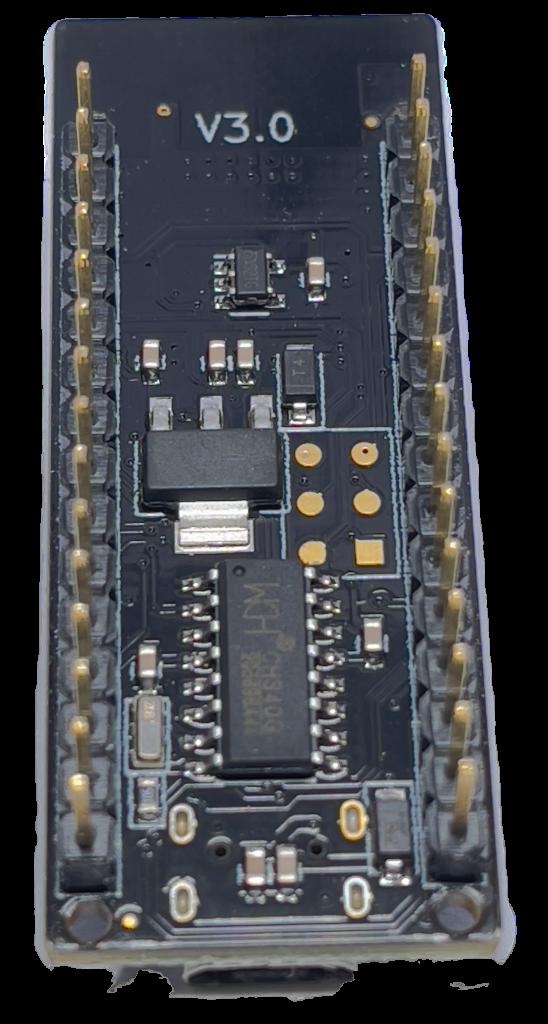 RF-Nano V3.0 Underside