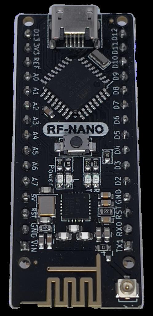 RF-Nano Top-down Shot