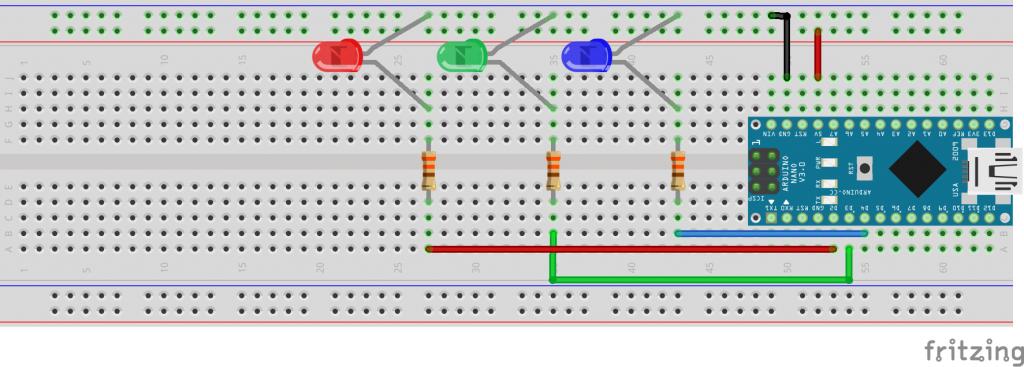 RF-Nano Demo - Receiver [Fritzing]