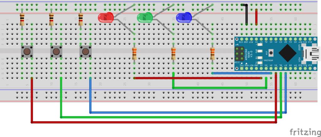 RF-Nano Demo - Transmitter [Fritzing]